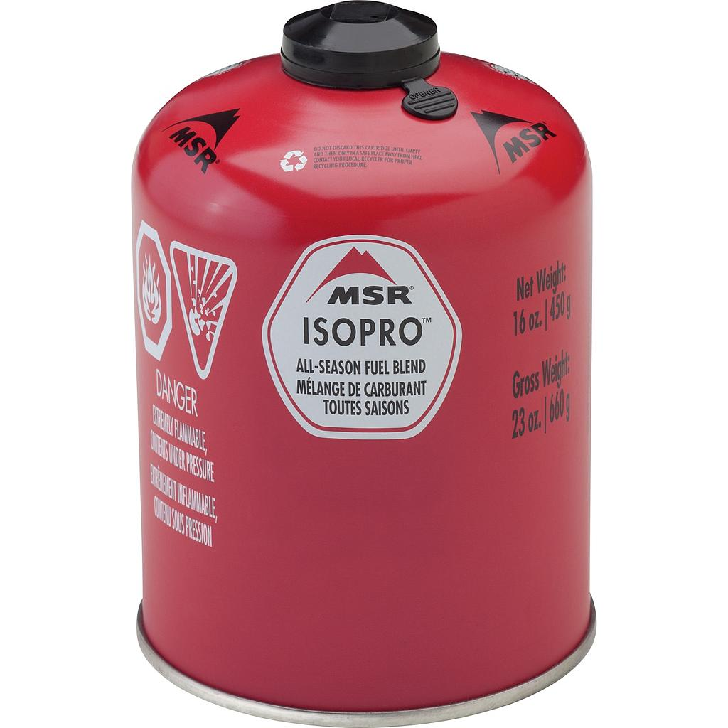 450g IsoPro Canister Europe