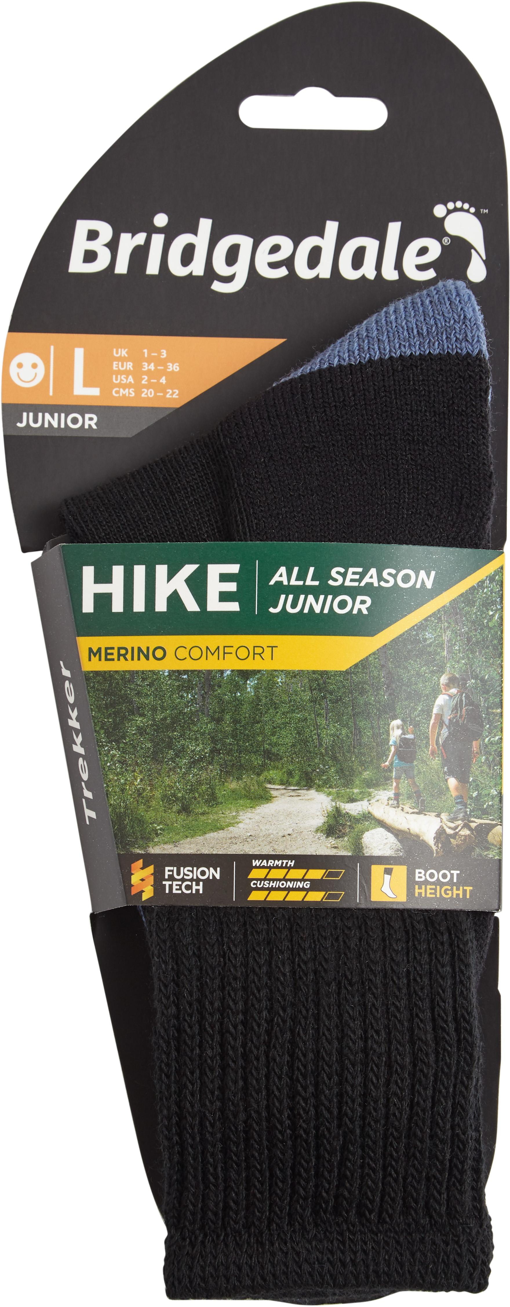 Hike All Season Junior Merino Comfort Boot