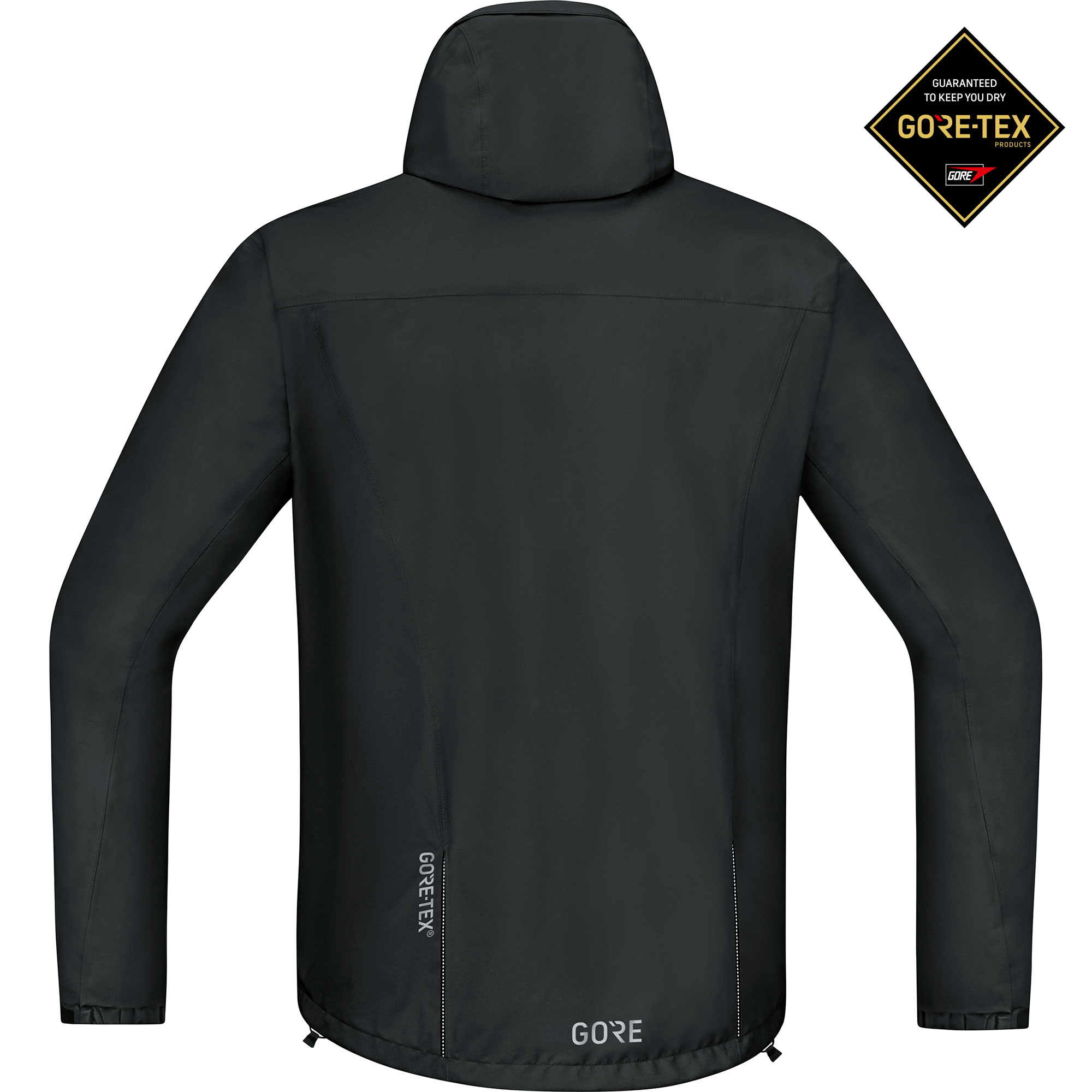 M's C3 GTX Paclite Hooded Jacket