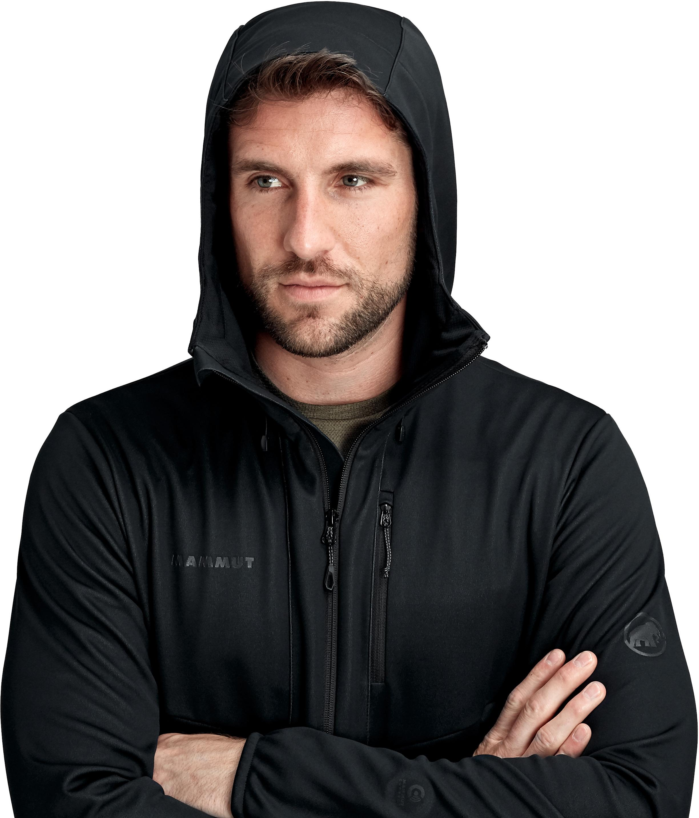 M's Ultimate VI SO Hooded Jacket