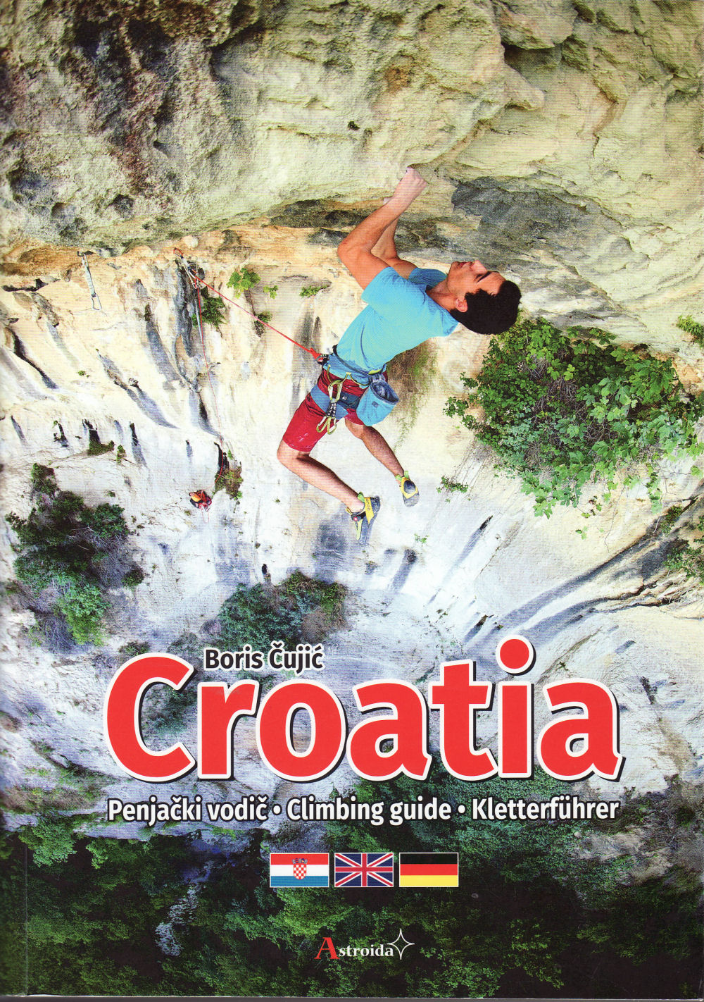 Croatia Climbing Guide (2016)